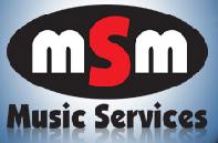 MSM music service