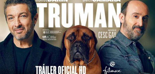 28-11- 2016 Cinema Het Witte Doek : Truman