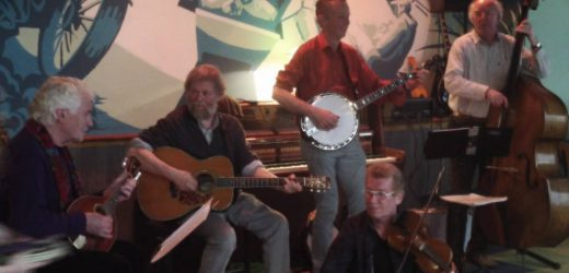 muzikale opening festival door Margry & van Asten.
