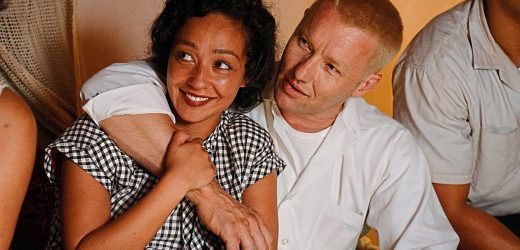 "Cinema Het Witte Doek presenteert ""Loving""."