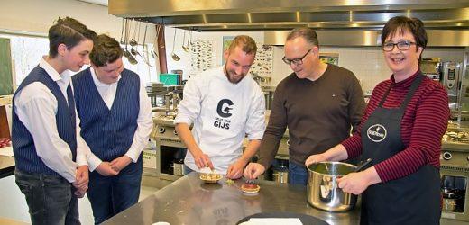 Chefs battle 2018