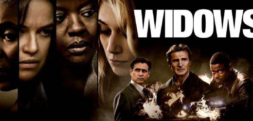 Vriendenfilm  Widows ( besloten voorstelling) 26-1.