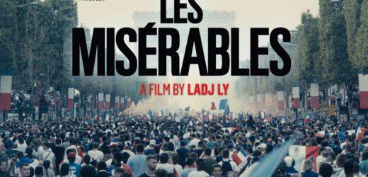 Les Misérables – maandag 9 november