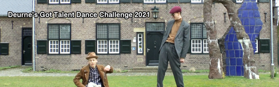 Deurne's Got Talent Dance Challenge 2021